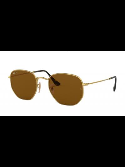 Óculos de Sol Ray-Ban Hexagonal RB3548-NL 001/57