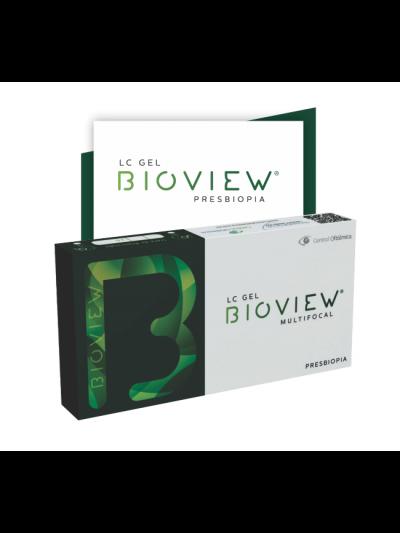 Lente de contato Bioview Multifocal Presbiopia